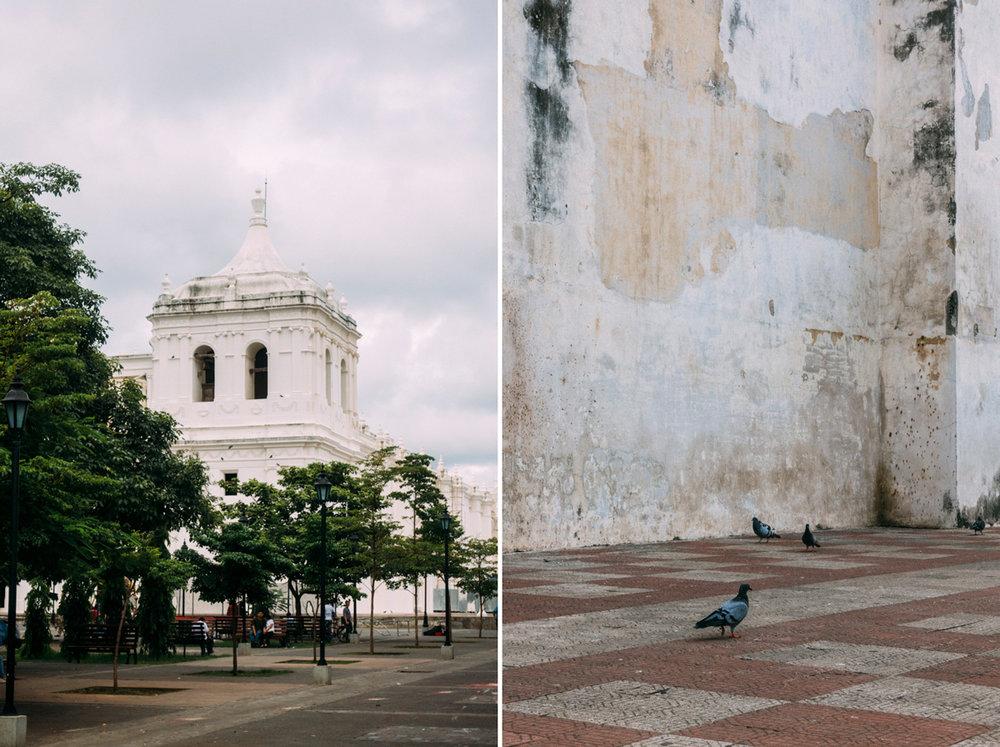 Katedral Leon Nicaragua