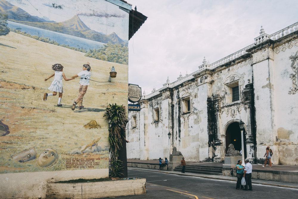 Tips på saker att gör i Leon Nicaragua