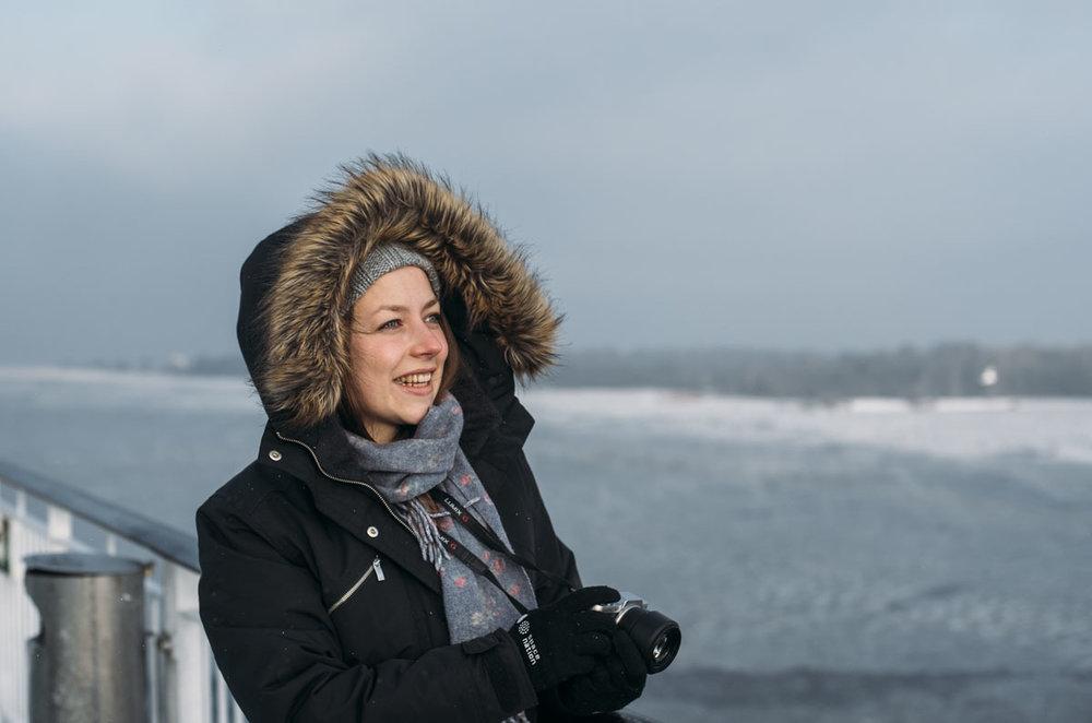 Jennifer Sandström - Forever Abroad