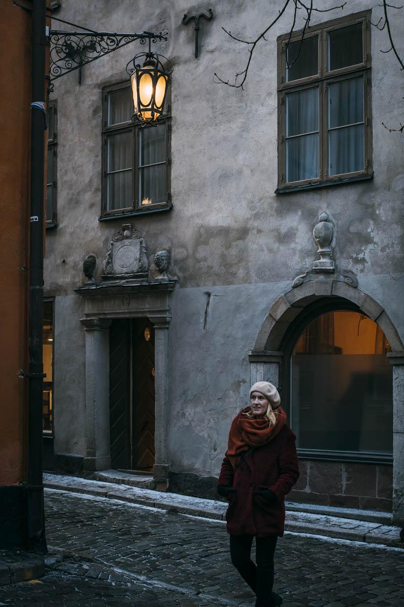 cafe under kastanjen gamla stan stockholm