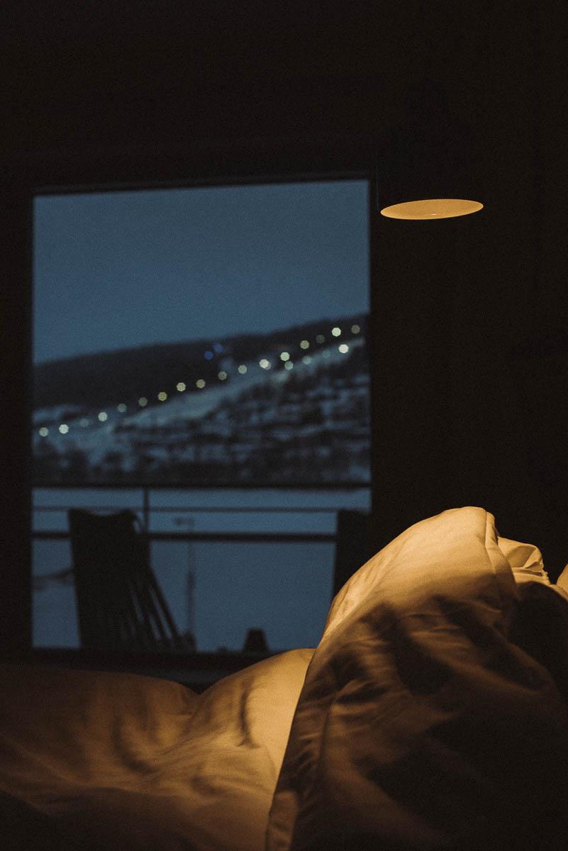Winter workation på Hotel holiday club i Åre