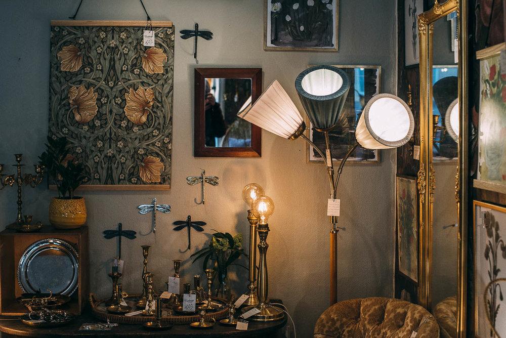 Vintagefabriken Vintage och second hand butiker i Midsommarkransen Stockholm
