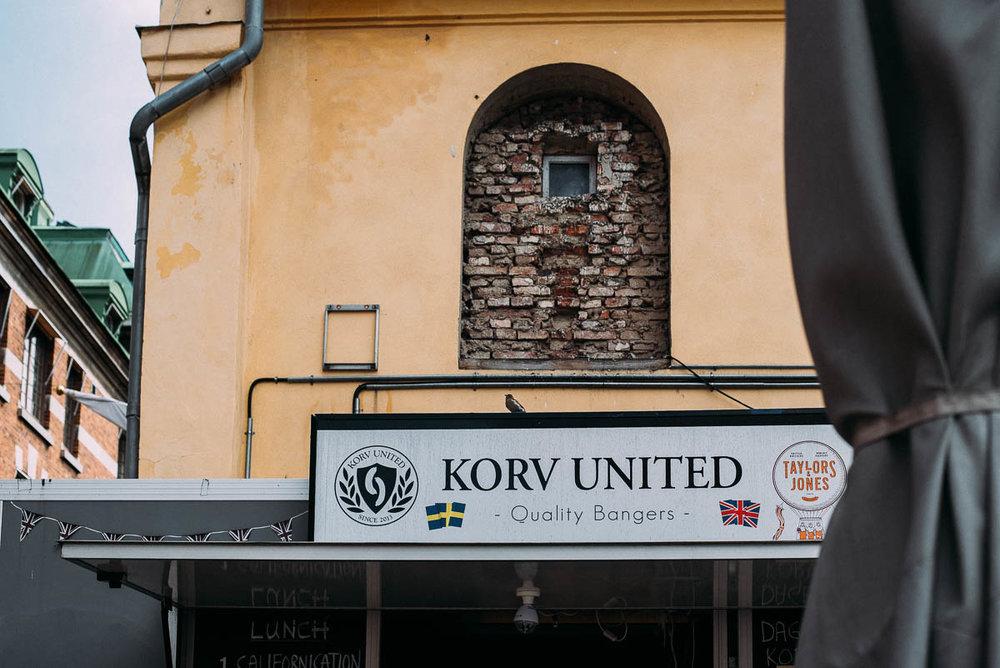 Bästa veganska korven i Göteborg
