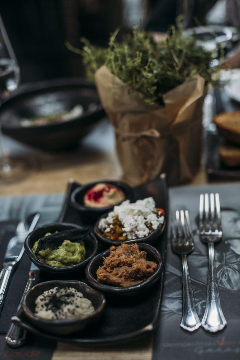 Restaurang Garage- en guide till Rigas second hand och vegetariska restauranger