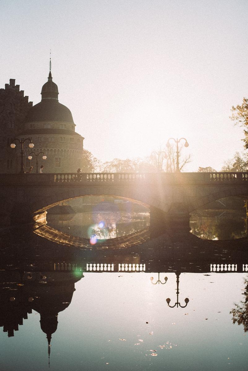 Annorlunda weekend i Sverige - Gå på spökvandring i Örebro slott och sov i Clarion Collection Hotell Borgen