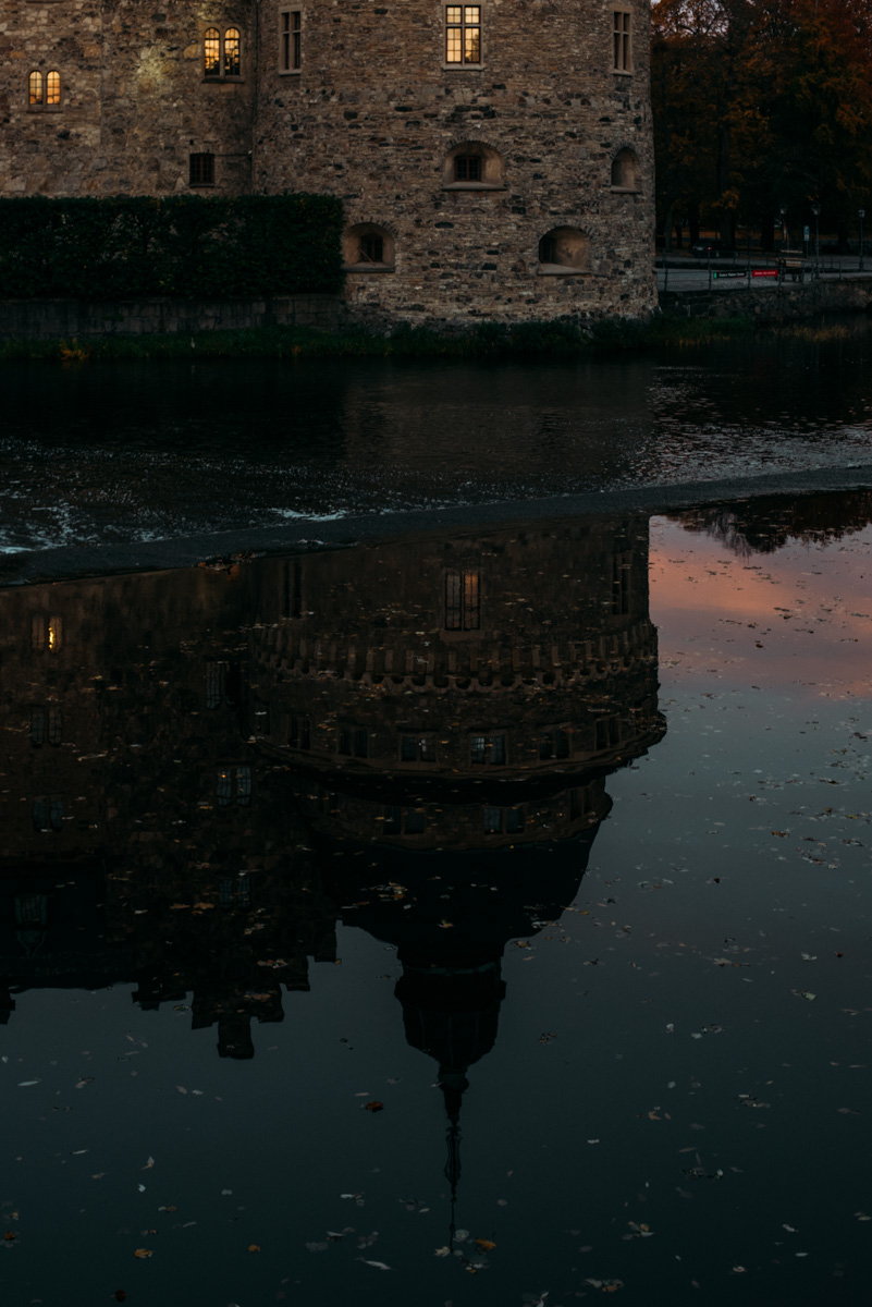 Annorlunda weekend i Sverige - Gå på spökvandring i Örebro slott