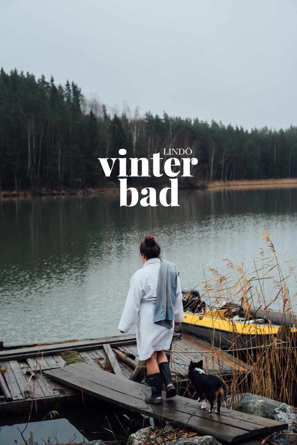 vinterbada i sverige under vintern