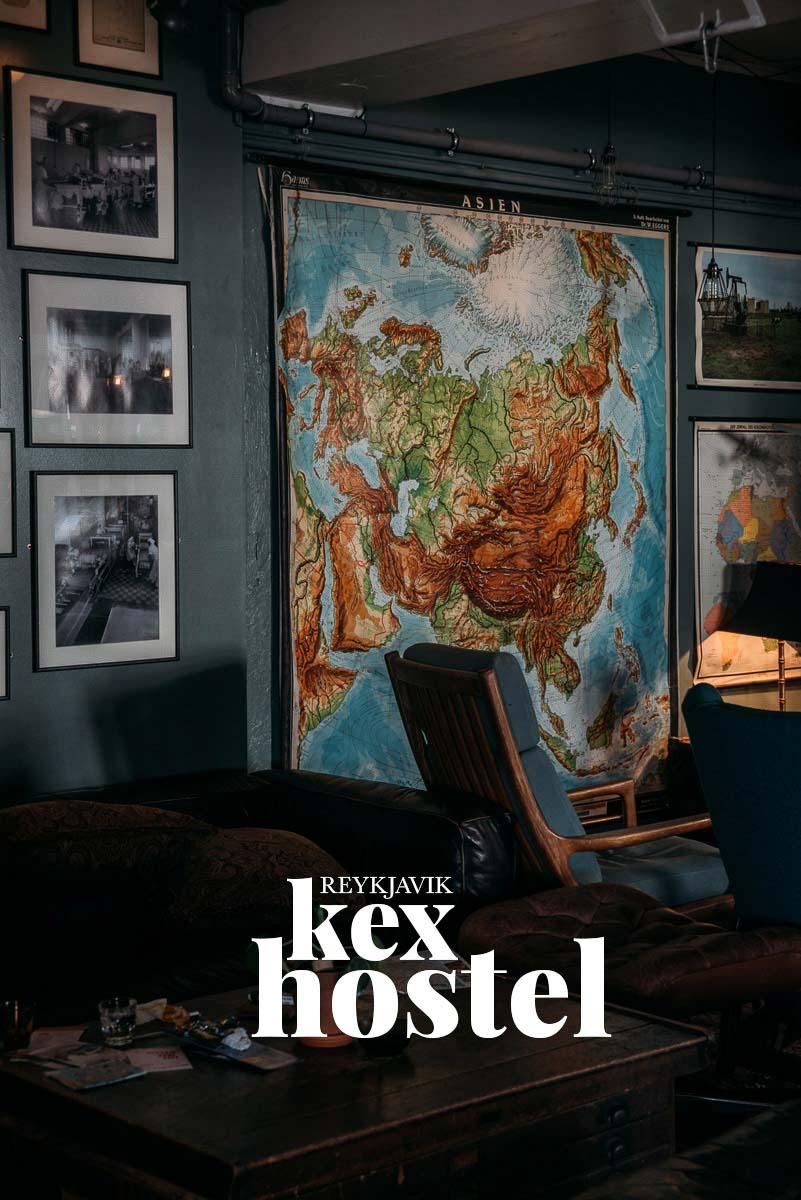 Kex hostel måste vara Reykjaviks finaste hostel.