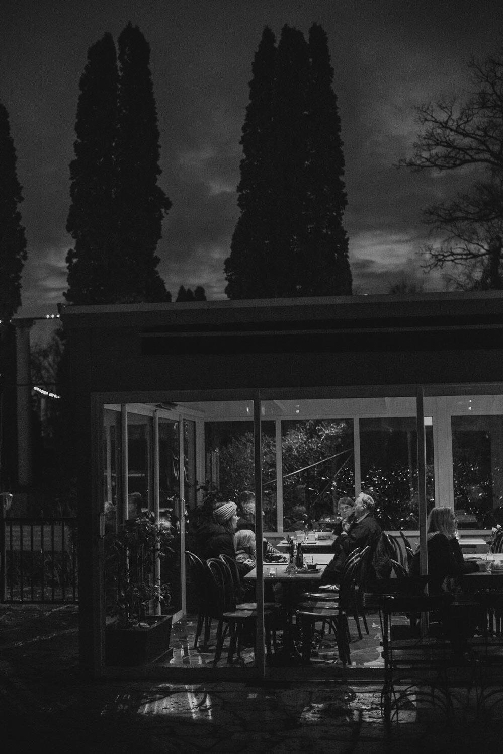 Restaurang Lanthandeln på Millesgården Lidingö