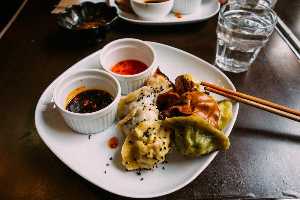 58 Dim Sum restaurangen på Södermalm i Stockholms som har dom mest prisvärda dumplings.