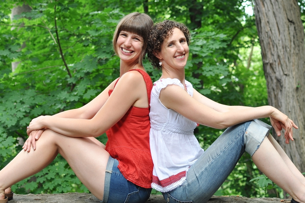 Kim & Amy Sedgwick love to discuss sex, periods, and all the other things we're not supposed to talk about. The co-founders of Red Tent Sisters, they've been featured in every major Canadian news outlet and have become a trusted resource for people seeking natural (effective!) birth control, a more joyful sex life, and an empowered journey to motherhood.
