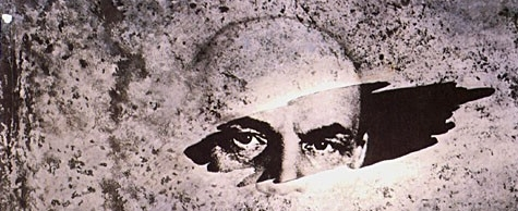 Žukov Vladislav Vasil'evič,  Lenin  (detail), 1985