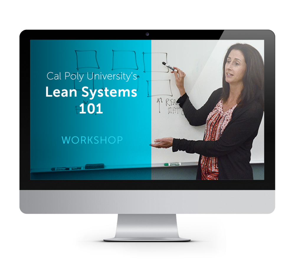 lean manufacturing systems example