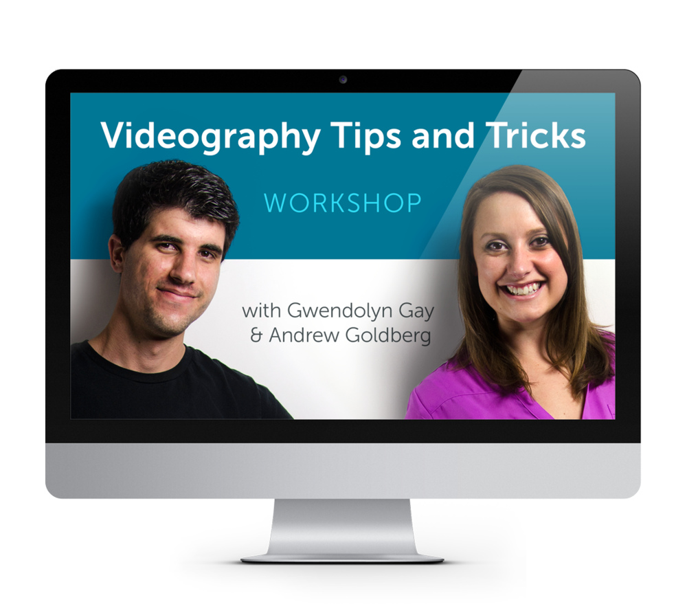videography tips and tricks workshop