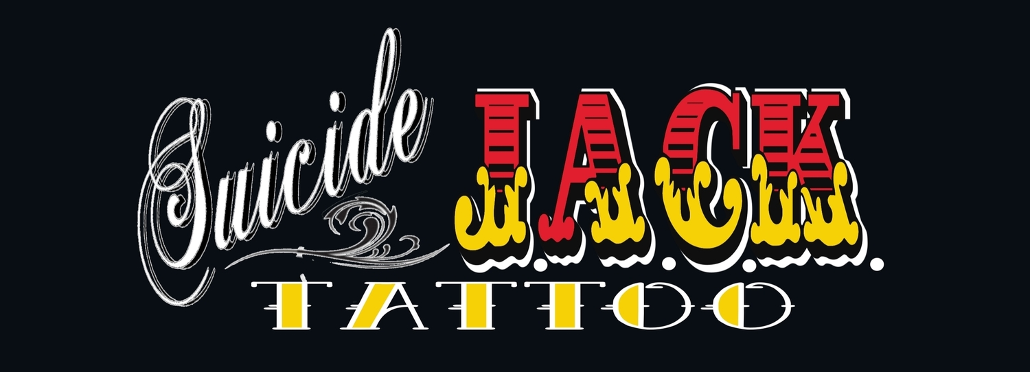 Suicide J.A.C.K. tattoo & Barbers