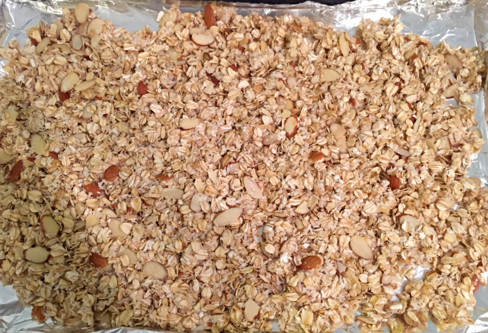 Homemade Granola — Eleat Sports Nutrition, LLC