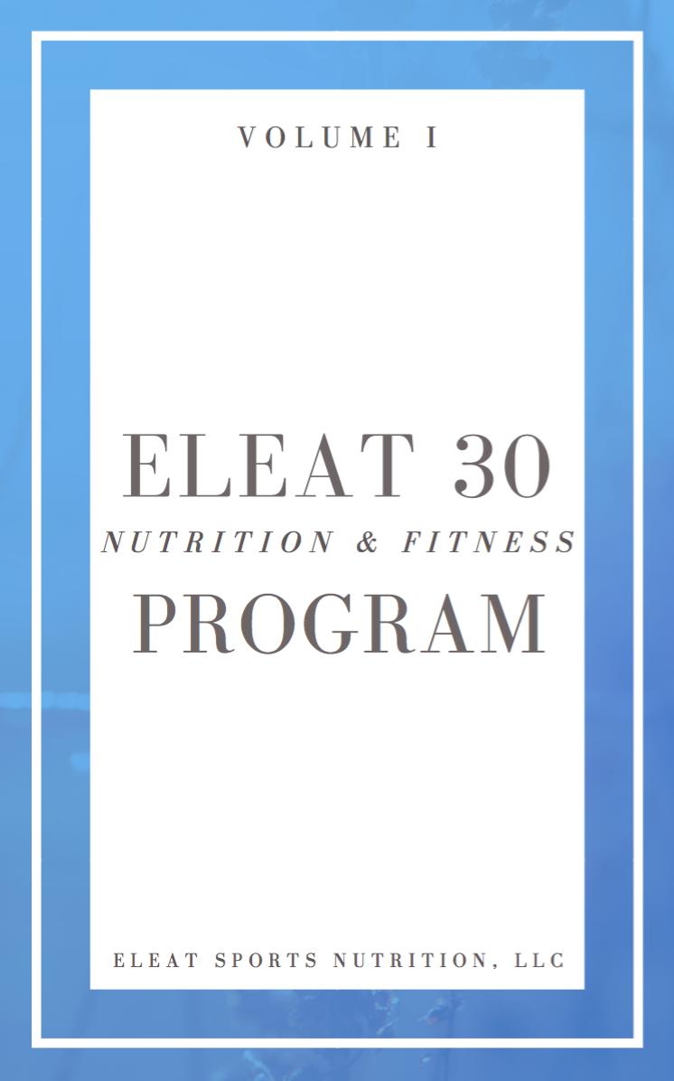 963843250c7 Eleat 30 Workout Program — Eleat Sports Nutrition