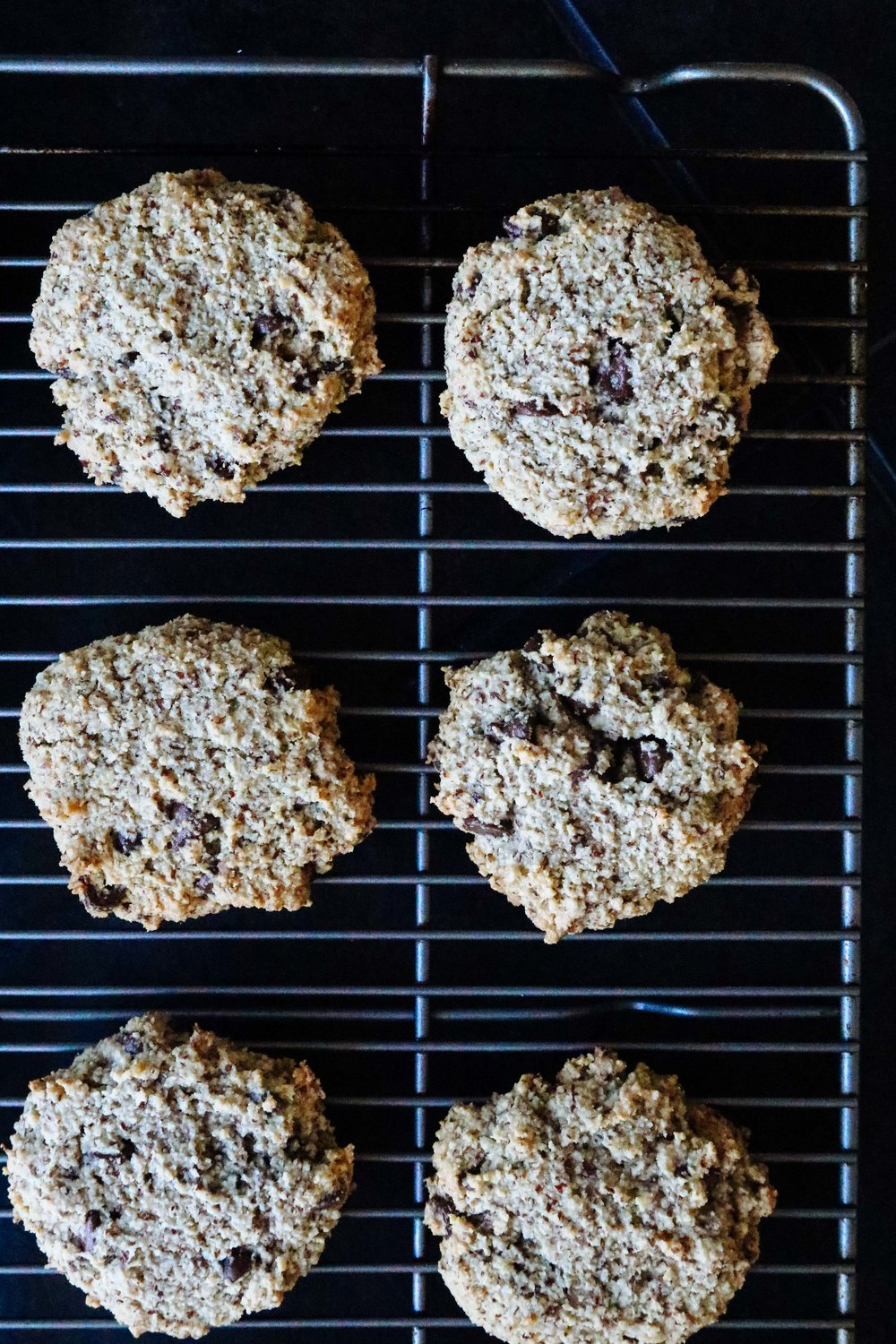 eleat nutrition chocolate chip cookies