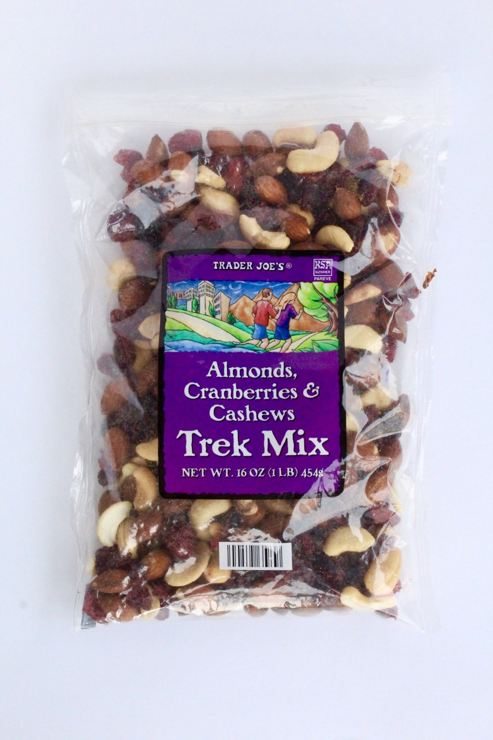 5. Trail Mix - I love the wide variety of trail mixes and dried fruit they have. I like the Omega-3 Trek mix, along with this cashew, cranberry, almond for snacks on the road when I'm traveling! As much as I love their selection of dried mango, apple slices, etc., a lot of them are loaded with added sugar – look for 'just fruit' listed on the label to make sure you're getting the unsweetened versions!