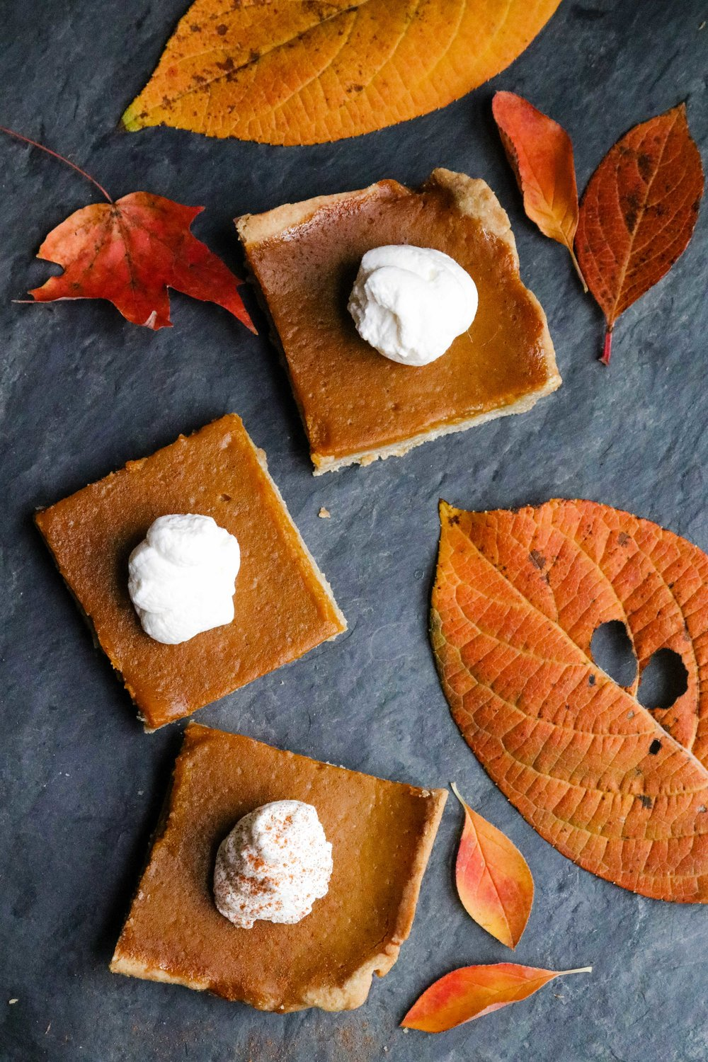 Pumpkin Pie Bars - Eleat Nutrition