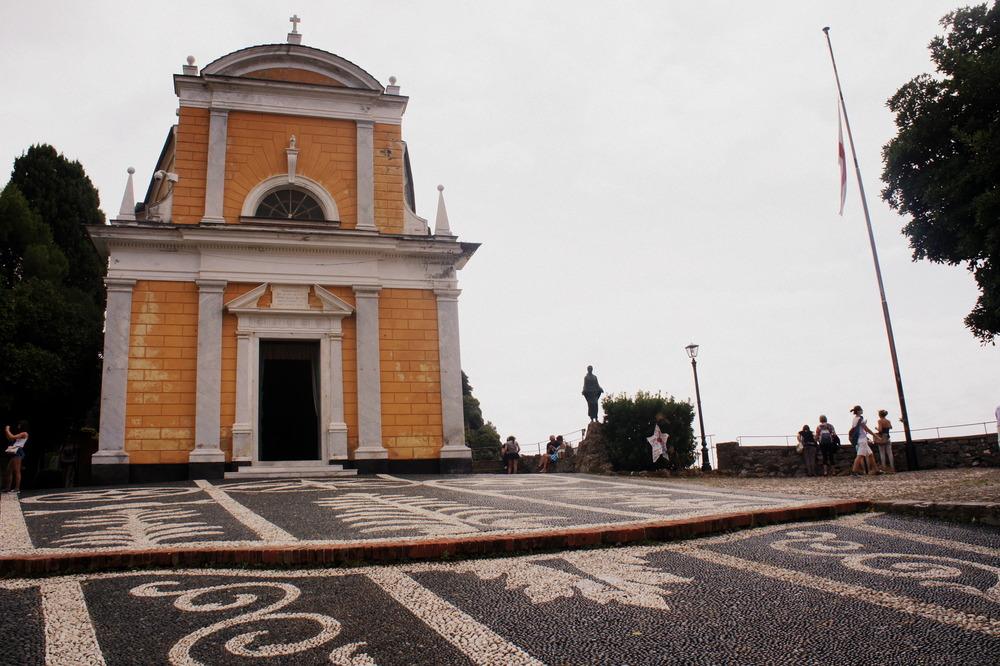 Chiesa di S. Giorgio, Portofino