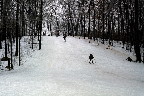 rope tow
