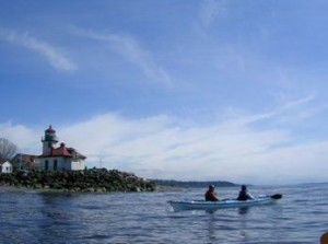 Alki Lighthouse Tour