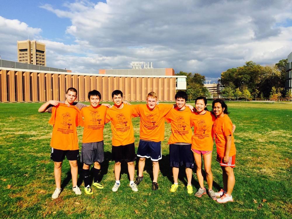 CoRec B Outdoor Soccer Champions 2014