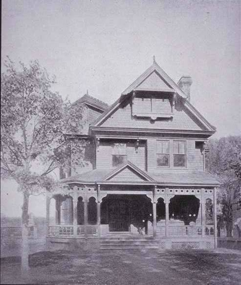 2nd Clubhouse, 1893