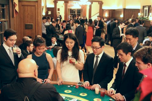 Winter Semiformal: Casino Night  December 2015