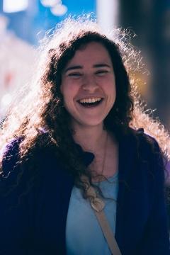 Sophomore Representative (non live-in): Rochelle Forni