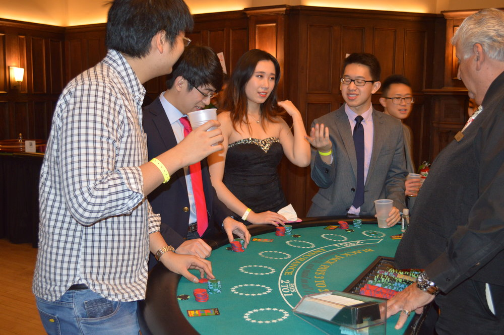 Casino Night Semiformal  November 2017