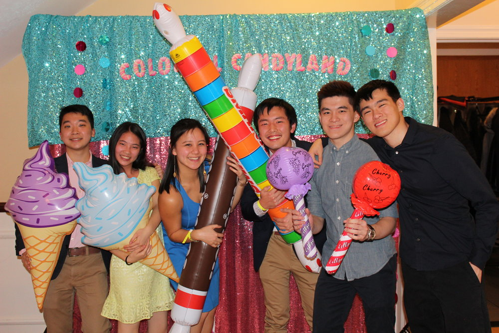 Candyland Semiformal  March 2018