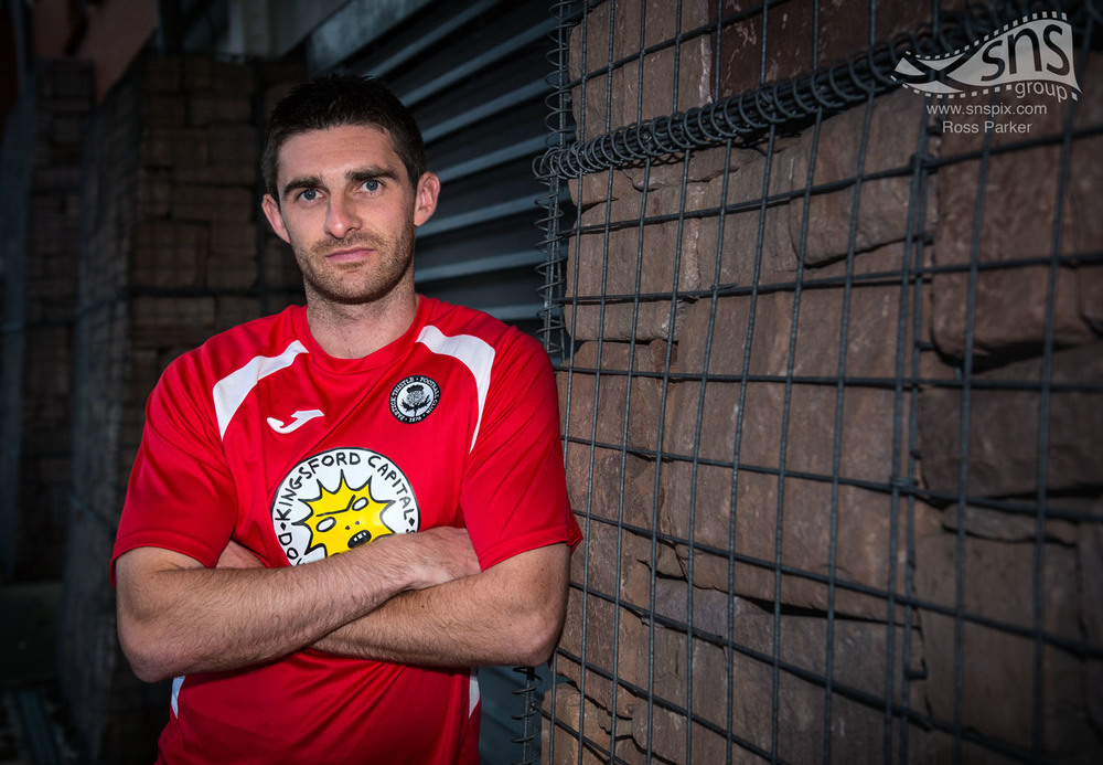 Kris Doolan of Partick Thistle.
