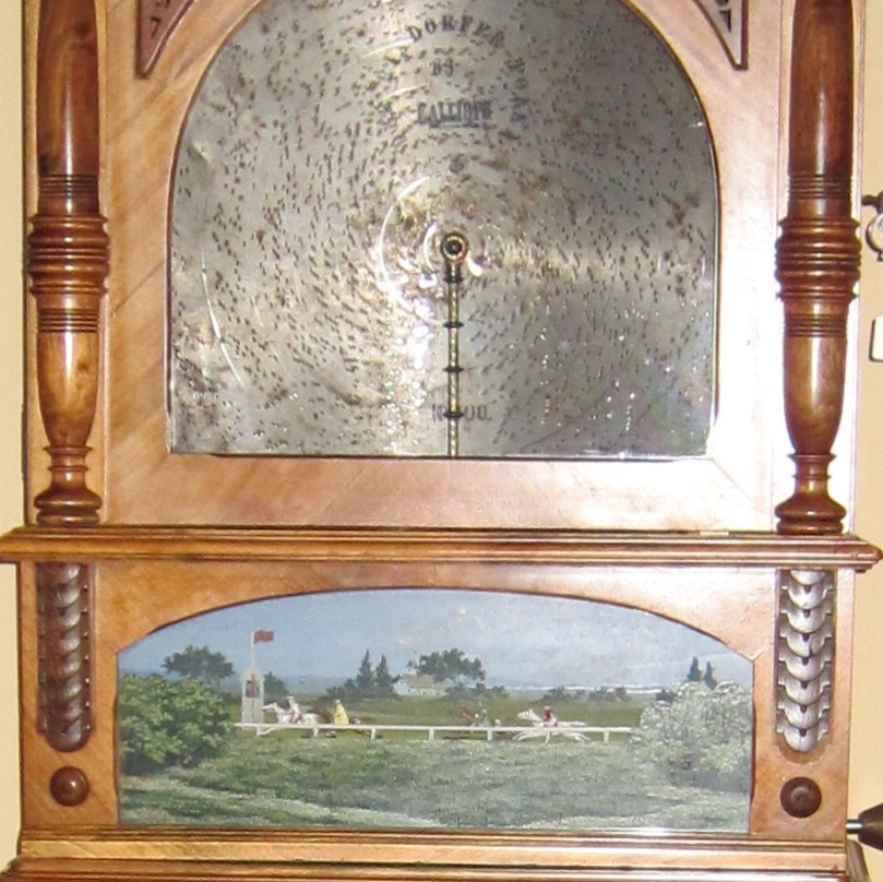 Kalliope Horse Race  (SOLD)