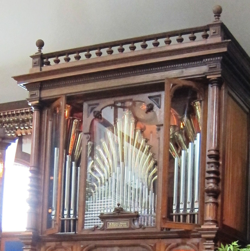 Welte Style 4 Concert Orchestrion