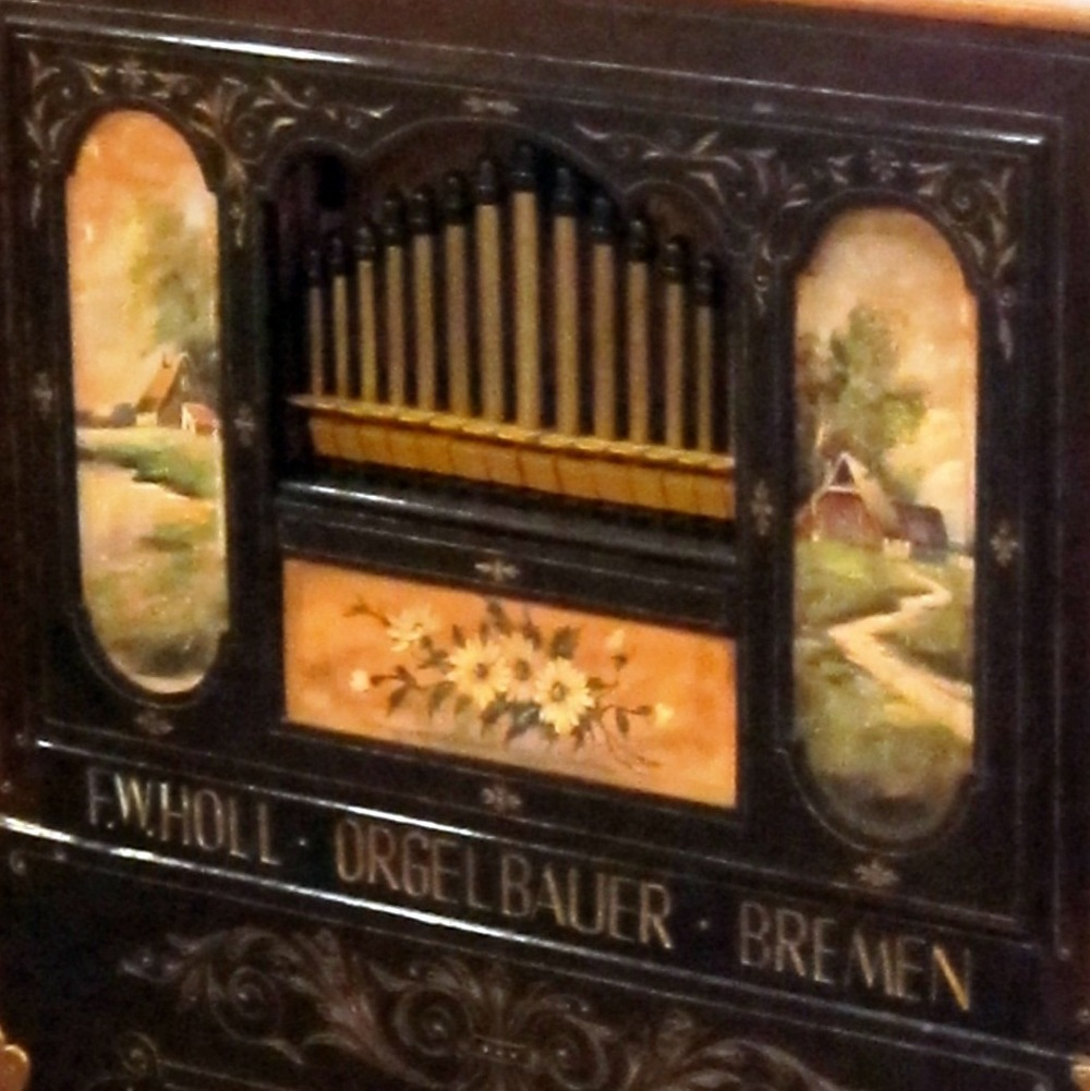 43 key Holl Barrel Organ