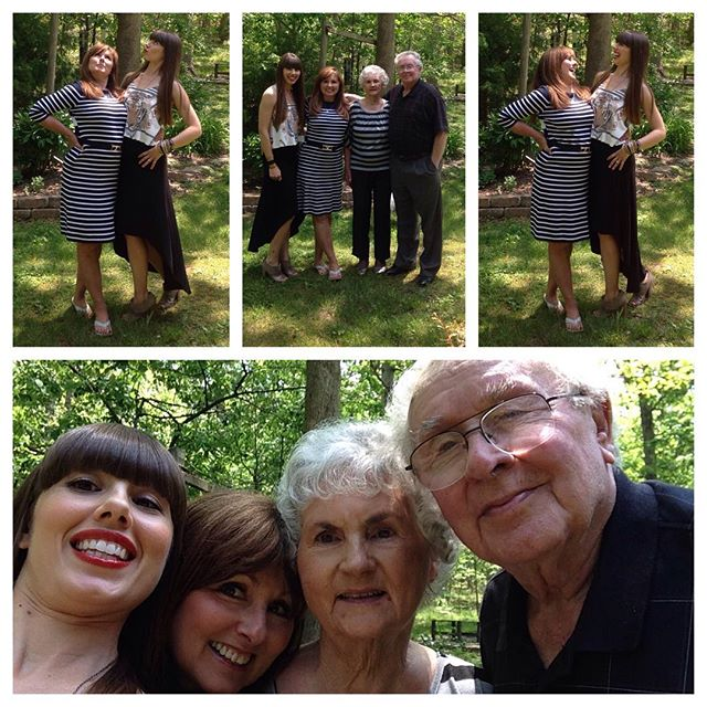 Happy Mother's Day to my Mom & Memaw 🌸💐🌺 She is far more precious than jewels ~ Proverbs 31:10  This is a throwback collage I found from a few years ago 💕💗💕