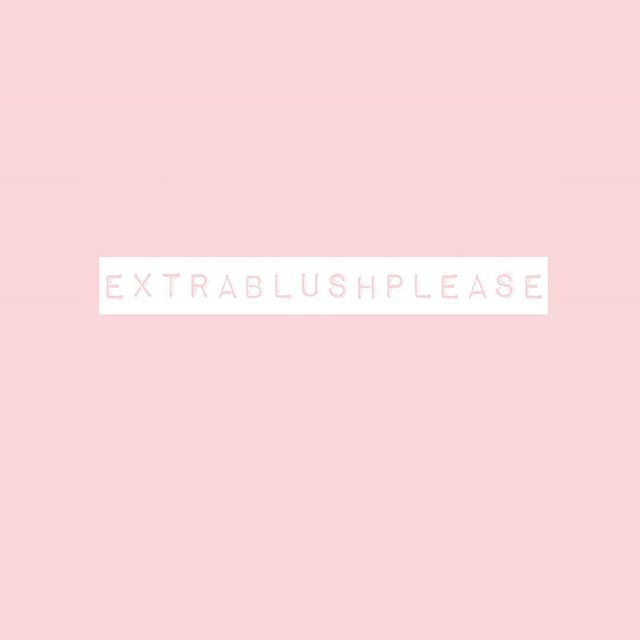 Hi Everyone!! This is my last post as Rack + Clutch 💗 My new personal handle is @extrablushplease if you wanna follow me! I'll leave the Rack + Clutch account up for a little while so people who haven't figured out we've closed yet can read our story but it will go away eventually. I probably won't post photos a lot on my new account but will continue to make Insta stories so follow along if you wanna see the crazy that is me/us.  Love,  Emily