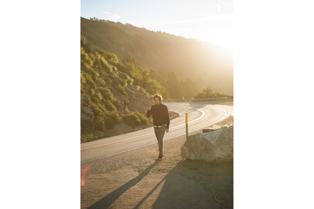 Jon, Big Sur, 2015