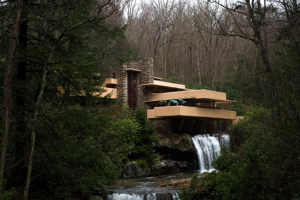 Fallingwater,Pennsylvania, 2015