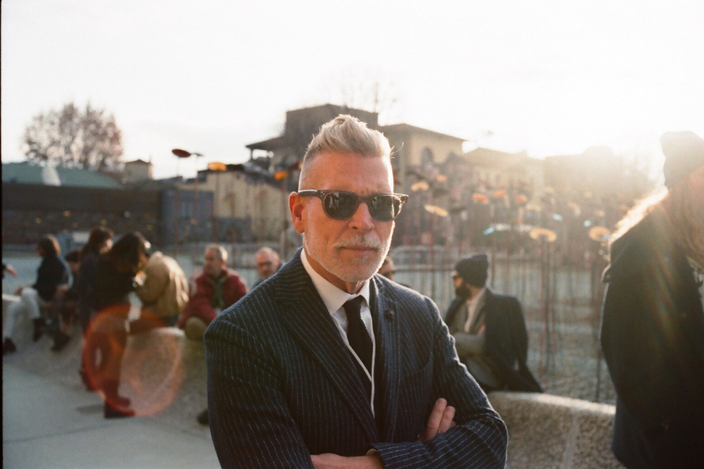 Nick Wooster, Florence, 2014