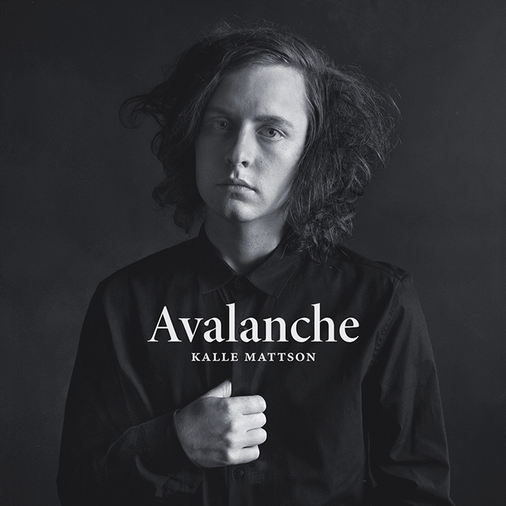 "KALLE MATTSON ""AVALANCHE"" COVER, TORONTO, 2014"