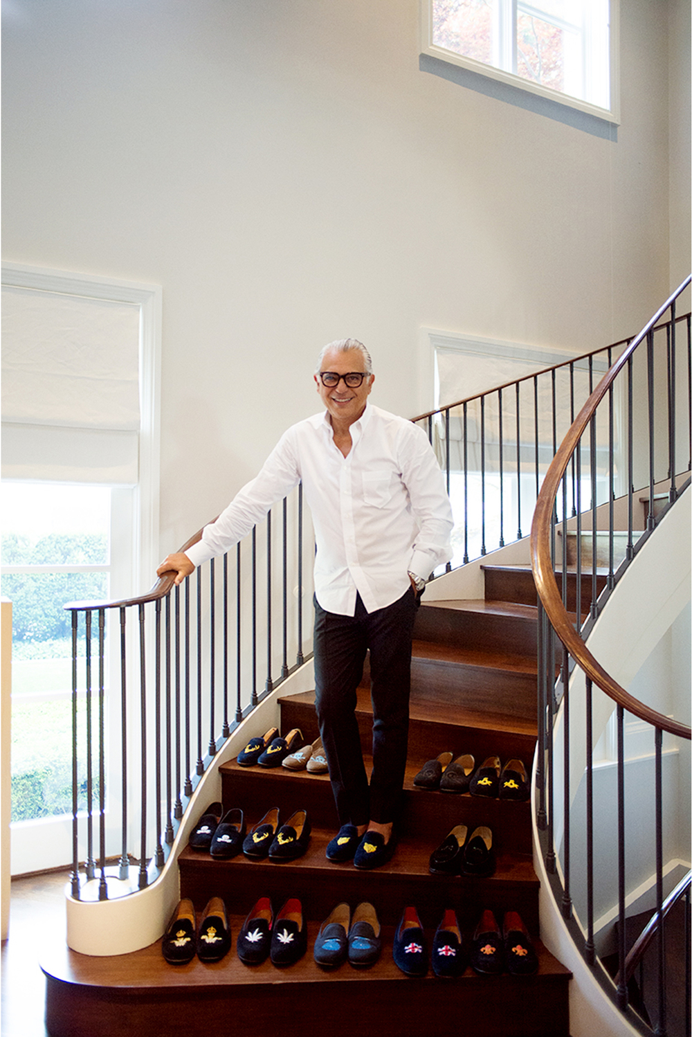 JOE MIMRAN, PHOTOGRAPHED FOR SHARP MAGAZINE, TORONTO, 2014