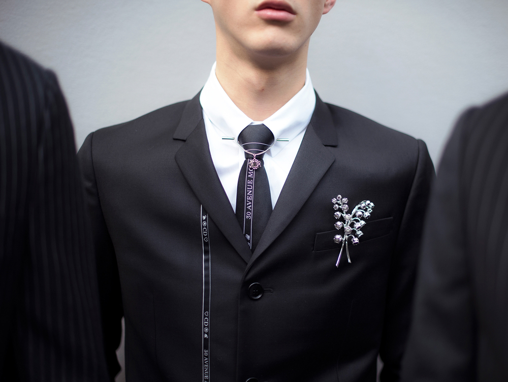 PHOTOGRAPHED FOR DIOR HOMME, PARIS, 2014