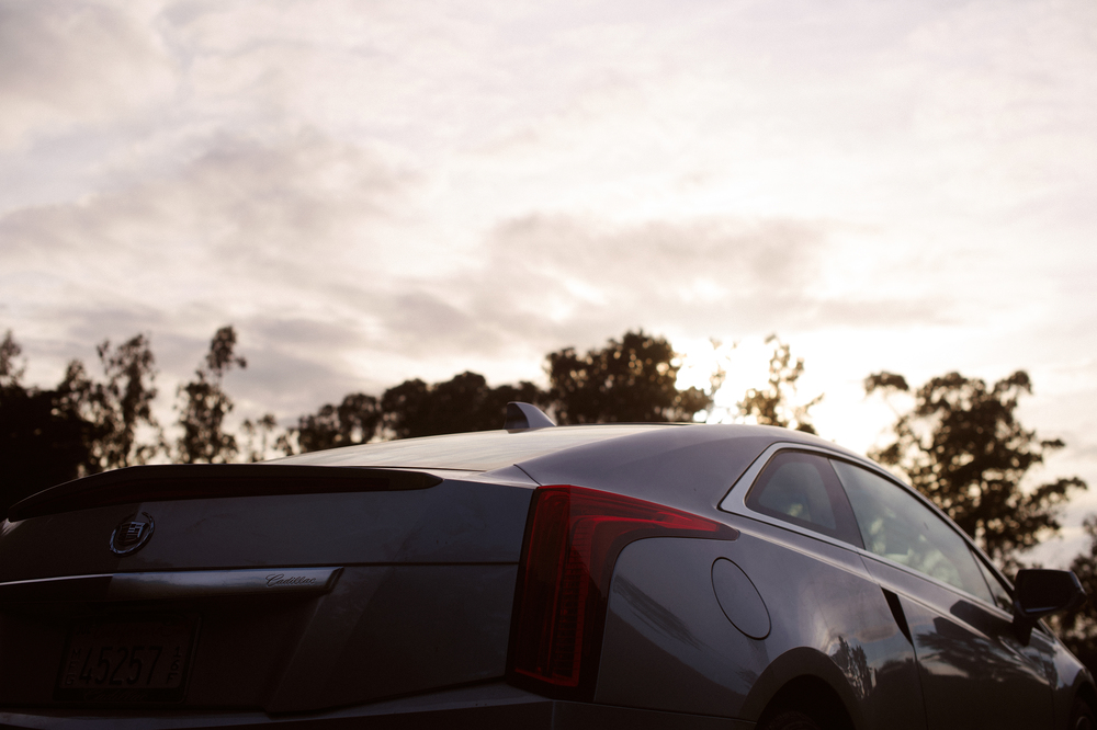 Photographed for Cadillac, California, 2015