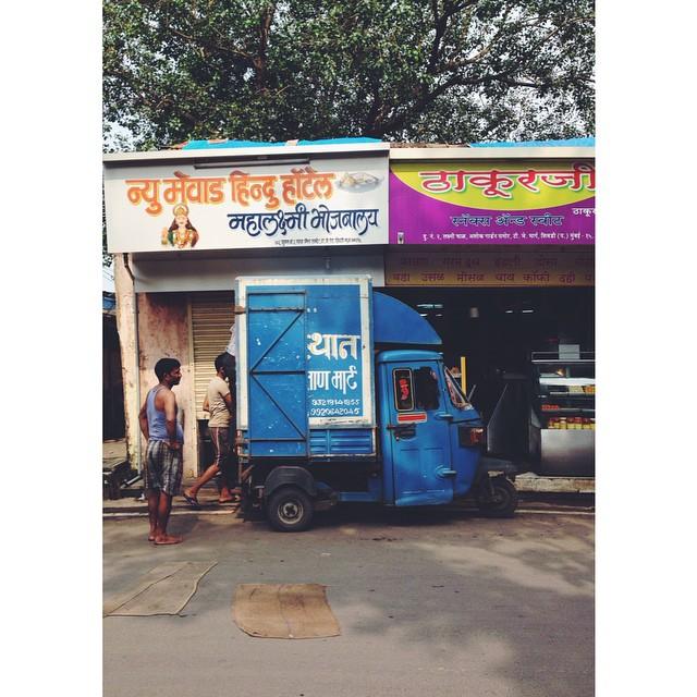 Truck + Rickshaw =Trickshaw http://igg.me/at/sweetbites