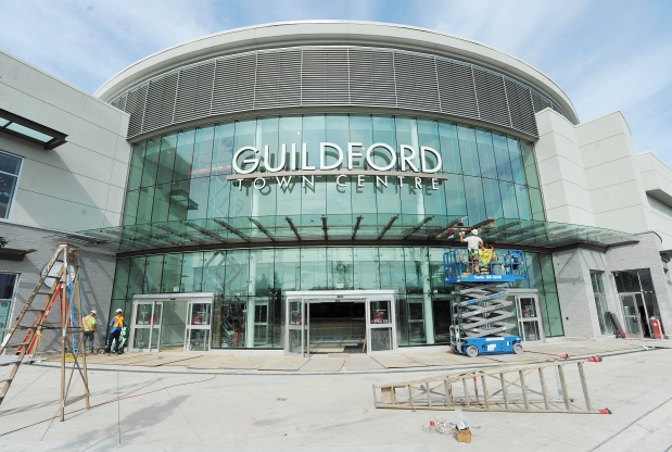 Guildford Town Center - Surrey