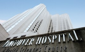 Vancouver General Hospital - Vancouver