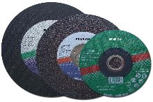 """CUTOFF WHEELS CUTTING DISC    Flat:     4"""" , 4 ½"""" , 5"""", 7"""", 10"""", 12"""", 14""""    Depressed:   4"""" , 4 ½"""" , 5"""", 6"""", 7""""    Application:  Ferrous Metals, Iron, Steel, Rebar, Angle Iron, Pipe, Stainless Steel, High Tensile Alloys"""